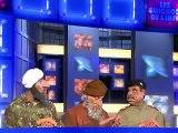 Ben Laden Saddam Hussein et Mollah Omar - Les Guignols de l'info