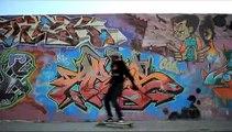 Push Culture Longboarding NYC - 2010 Concrete Wave Evolutions DVD Trailer - Bustin Boards Longboards