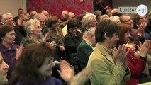 Presentatie van de cd 'Geschiedenis van de filosofie' door René Gude
