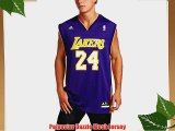 Adidas NBA Revolution 30 Road Jersey Los Angeles Lakers Kobe Bryant in Purple Large