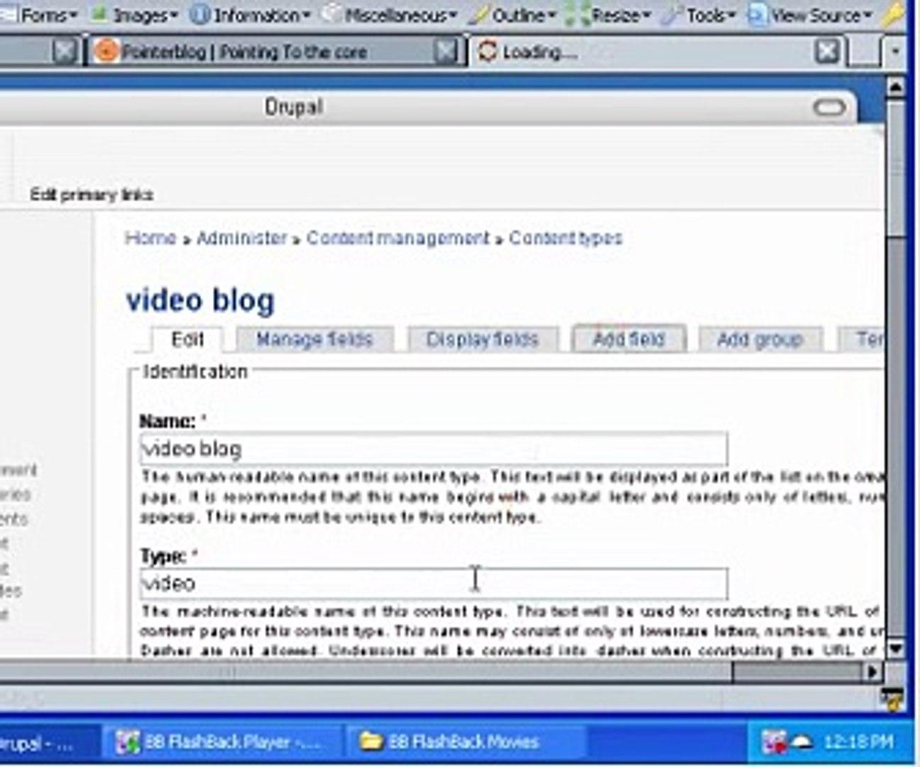 CCk Video tutorials 2
