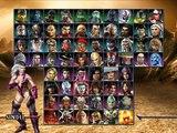 "2D ""Mortal Kombat"" characters in 3D ""Mortal Kombat: Armageddon"" [HD]"