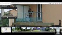Alien Mysteries: Demon Or Alien Spotted In France. (UFO)