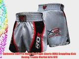 Authentic RDX Pro Muay Thai Fight Shorts MMA Grappling Kick Boxing Trunks Martial Arts UFC