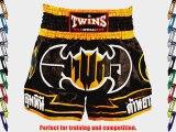 Batman Twins Muay Thai Kick Boxing Shorts/TWS-023 (XL)