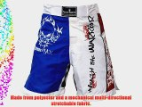 TurnerMAX MMA Shorts for MMA fight Kickboxing Training Grappling and Cage fighting with Internal