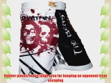 MMA shorts Kick Boxing short Cage Fight Grappling Shorts UFC Martial Arts Shorts (Large)
