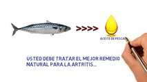 Propiedades Aceite Pescado Osteoartritis