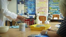 Bringing cutting edge science into the classroom - the teachers view