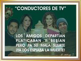 CALAVERAS LITERARIAS MEXICANAS- CONDUCTORES DE TELEVISIÓN