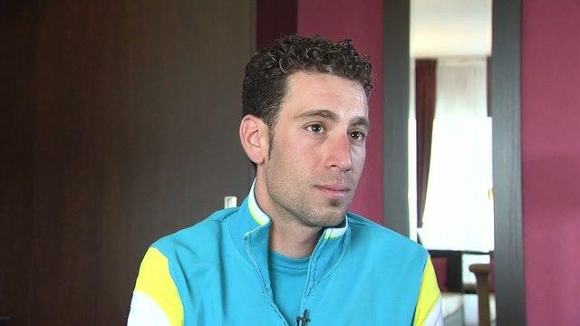 Cyclisme - Tour de France : Nibali «Le Tour, c'est comme un très long film»