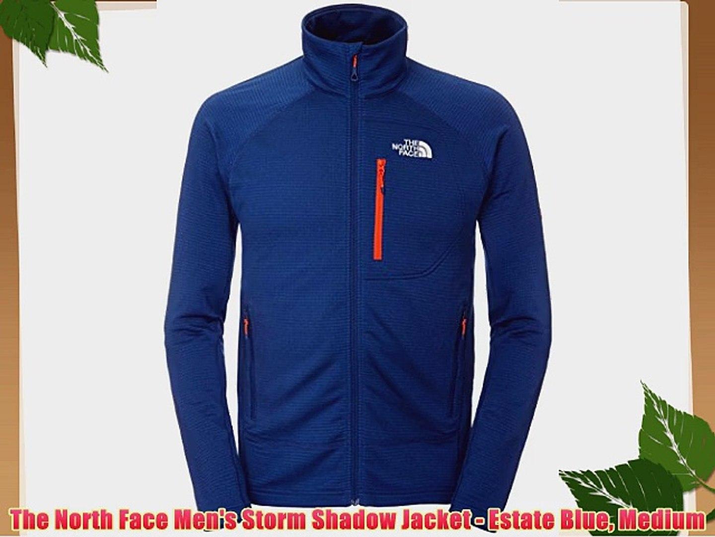 c153e4acc The North Face Men's Storm Shadow Jacket - Estate Blue Medium ...