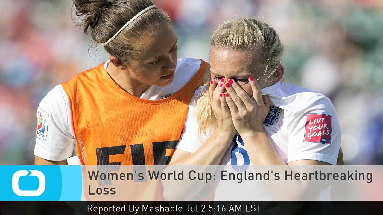 Women's World Cup: England's Heartbreaking Loss