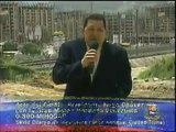 Presidente Hugo Chávez realiza la inspección de las obras Gran Misión Vivienda Venezuela