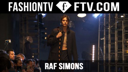 Raf Simons Spring/Summer 2016 Show | Paris Men's Fashion Week | FashionTV