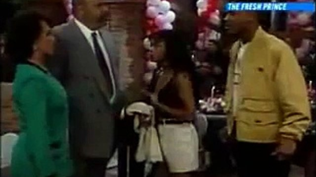 The Fresh Prince of Bel Air- Ashley singing