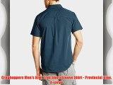 Craghoppers Men's Kiwi Trek Short Sleeve Shirt - Provincial Blue X-Large
