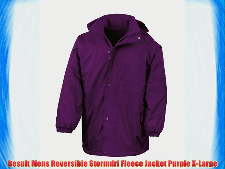 Result Reversible StormDri 4,000 Jacket