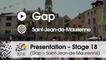 Presentation - Stage 18 (Gap > Saint-Jean-de-Maurienne): by Vincent Lavenu – AG2R-La Mondiale manager