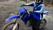 Yamaha WR450F 2005 VS Honda CRF450 2004 VIDEO MONTAGE