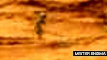 Alien News: Alien Seen Walking On Mars? -UFO Alien OVNI-