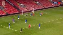 Liverpool 0-2 Chelsea, FA Youth Cup Semi Final 2013