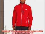 The North Face Apex Bionic Jacket - TNF Red/TNF Red X-Large