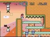 SMW ROM Hack   Banzai Mario World   World 3 (1 of 2)   Ep. 4