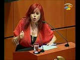 Pide Layda Sansores que renuncie titular del Instituto Nacional de Migración.