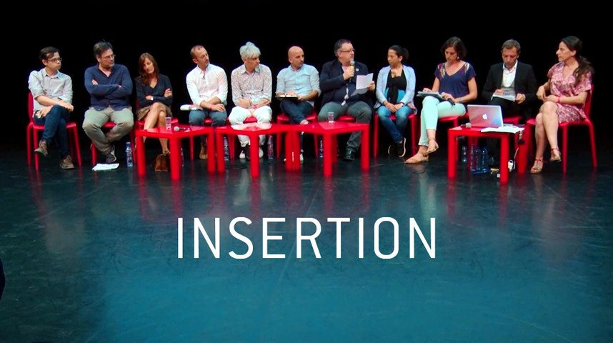 Restitution du groupe INSERTION