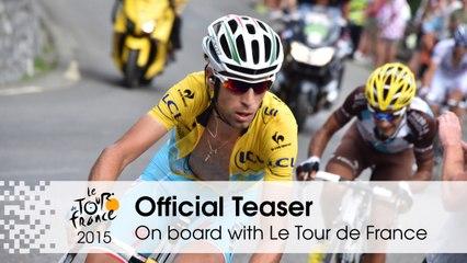 [Official Teaser] Tour de France 2015