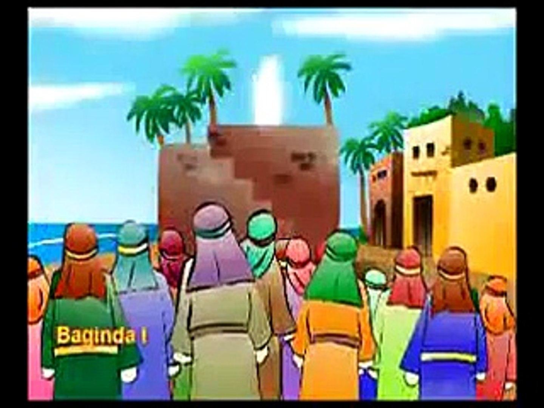 Kartun Indonesia Video Kartun Islami Lagu Islami Anak Anak Kisah Nabi Yunus as yang ditelan ikan Nun