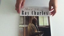 "Super Vocalist Series ""Best of Ray Charles"" Piano and Vocal Sheet Music Book[sm00563]"