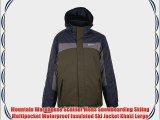 Mountain Warehouse Schiller Mens Snowboarding Skiing Multipocket Waterproof Insulated Ski Jacket