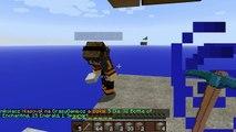MinecraftGamers Hrají : Skyblock! Rozšiřování a Stavba fontány! 1.díl