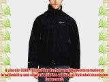 Berghaus Men's Thunder Hydroloft Insulated Jacket - Black/Black Medium