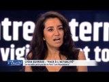 """Lydia GUIROUS : """"Hollande est un amateur comme le gouvernement grec"""""""