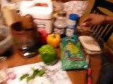 Haitian Food: How to make Riz Djon Djon
