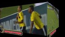 Colombia vs Brasil 3-0 Resumen y todos los goles sudamericano sub-20 07/02/20150