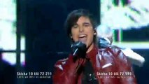 Eurovision 2011 Sweden Eric Saade - Popular Melodifestivalen Final Performance Live