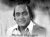 Ranjish hi sahi dil hi - live (Mehdi Hassan)