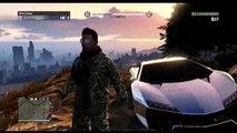 Glitch| GTA 5: Avoir de l'argent illimité & Niveau au MAX rp [Devenir riche facilement Online