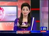 Female Models falls on ramp During catwalk in Multan fashion Show