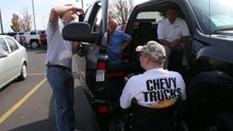 Criswell Chevrolet Presents the Mobility Silverado 1500 Wheelchair Lift Pickup Truck