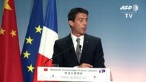 France woos Chinese investors as PM wraps up fruitful trip