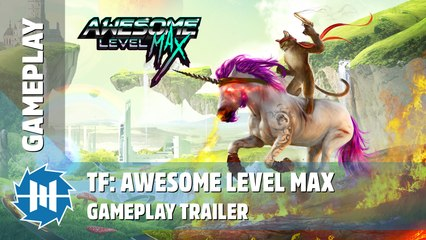 Trials Fusion: Awesome Level Max - Gameplay Trailer