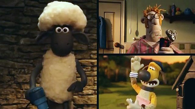 Shaun the Sheep, In the doghouse