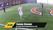 GoPro: TOMMY STEVENS Elite 11 Chicago QB Pressure Chamber
