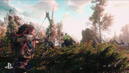 Horizon Zero Dawn   E3 2015 trailer breakdown blow-by-blow   Exclusive to PS4 de Horizon Zero Dawn