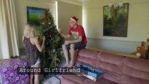 Around Gf Vs Around Mates: Xmas Trees & Advent Calendars